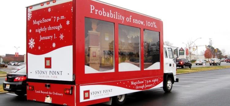 5 lý do vì sao quảng cáo trên xe tải lại là sự lựa chọn hoàn hảo