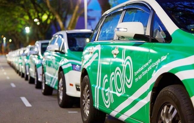 Grab hiện gần như chiếm ưu thế độc quyền trong phân khúc taxi công nghệ tại Việt Nam