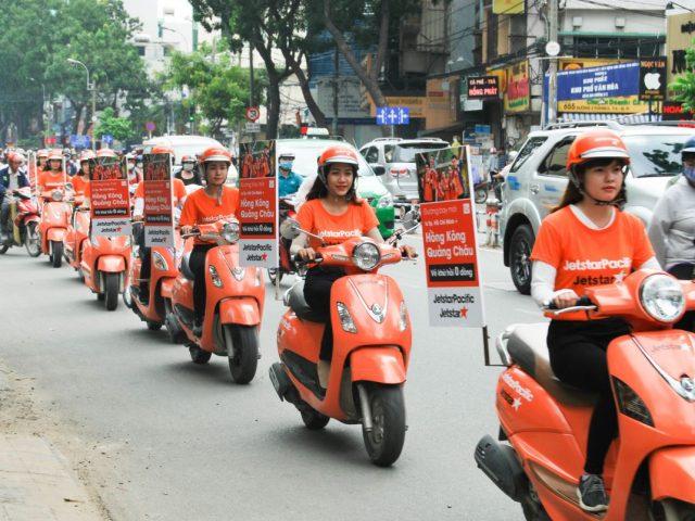 Roadshow xe máy