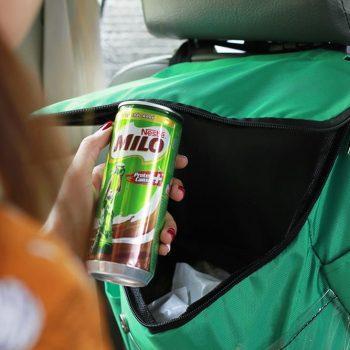 Khám phá các hình thức quảng cáo trong xe taxi