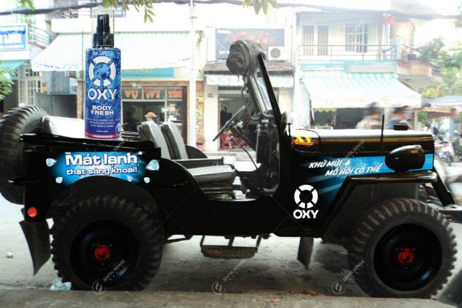 roadshow xe jeep